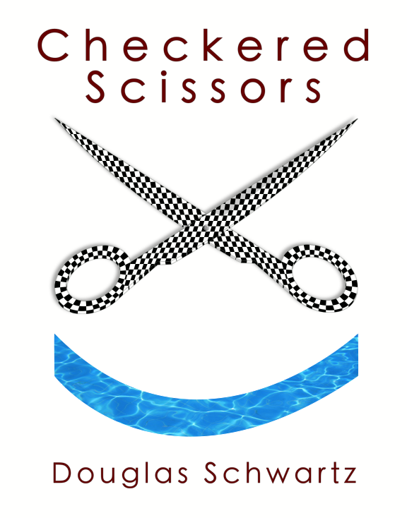 Checkered Scissors